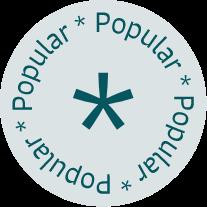 Popular badge